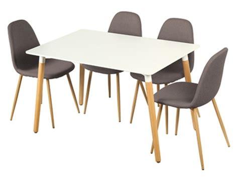 table de cuisine en verre trempé tables de cuisine rondes murales ou extensibles
