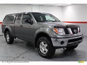 2005 Nissan Frontier Se King Cab 4x4 In Storm Gray