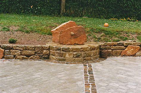 Garten Landschaftsbau Kusel by Gartenmauer Kaiserslautern Naturstein Sandstein Granit