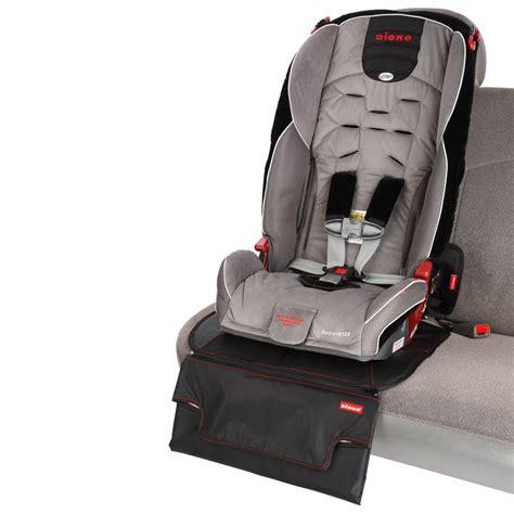 protection siege protection base de siège avec matelas à lange de diono sur