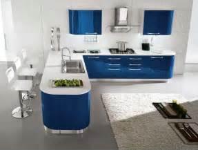 fliesen fr wohnessbereich kuche hochglanz blau kreative deko ideen und innenarchitektur