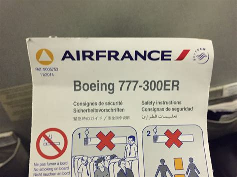 plan de cabine air boeing b777 300 haul
