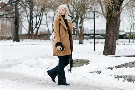 Street Style At Stockholm Fashion Week Fall-winter 2019