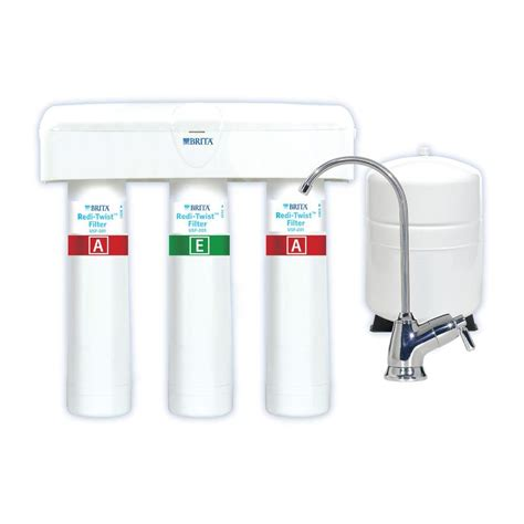 brita under sink water filter anchor usa 5 stage reverse osmosis water filtration system