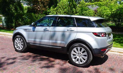 Review 2014 Land Rover Range Rover Evoque  95 Octane