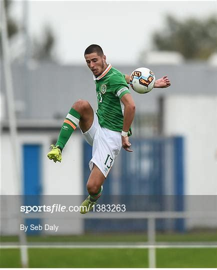 Sportsfile - Republic of Ireland v Czech Republic - Under ...
