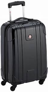 Handgepäck Trolley Test : wenger valise evo lite 55 cm noir noir w72032221 ~ Kayakingforconservation.com Haus und Dekorationen