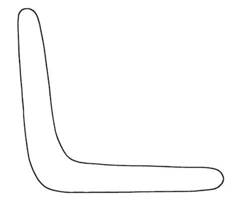 boomerang template early play templates boomerang templates