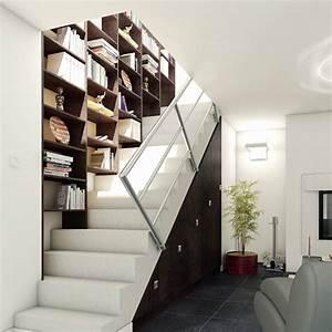Amenager Sous Escalier : cr er dressing dans une petite pi ce le mode d 39 emploi ~ Voncanada.com Idées de Décoration