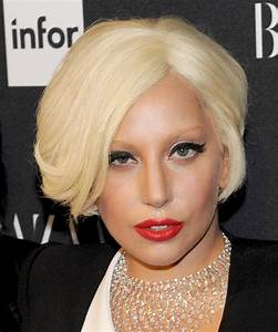 Lady GaGa Hairstyles In 2018