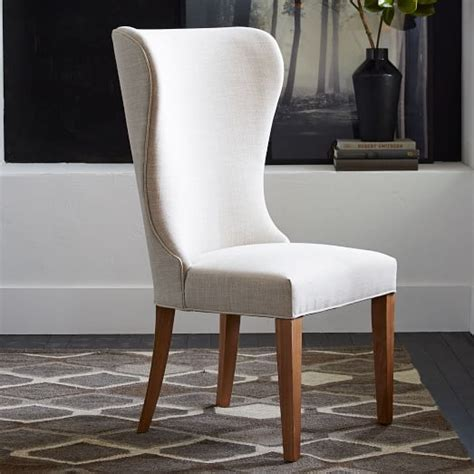 Albie Wing Dining Chair  West Elm