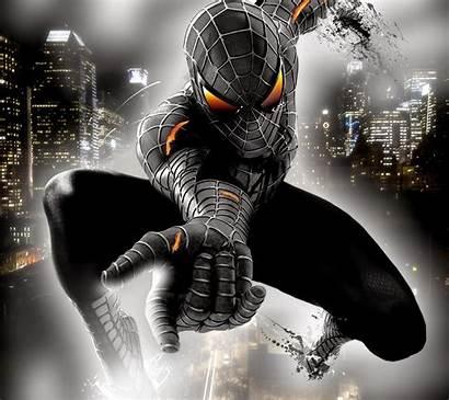 Spiderman Gambar Spider Animasi Lucu Aranha Parede