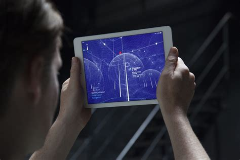 Ipad App Visualizes The Invisible World Wireless Network