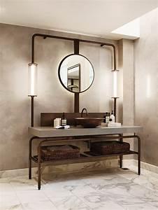 Meuble De Salle De Bain Industriel : 12 id es de meuble lavabo industriel et chic pour la salle de bain bricobistro ~ Teatrodelosmanantiales.com Idées de Décoration