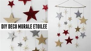 Diy Deco Murale : diy d coration murale toil e youtube ~ Dode.kayakingforconservation.com Idées de Décoration