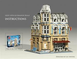 Lego Tower Bridge : lego moc 11989 10214 tower bridge alternative build ~ Jslefanu.com Haus und Dekorationen