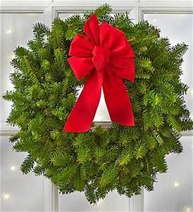 Fresh Evergreen Christmas Wreath $24 99 from $44