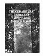 CEMETERY PUBLICATIONS FOR SALE - Cemeteries & History of ...