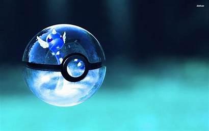 Pokemon Pokeball Background Wallpapers Ball Balls Desktop
