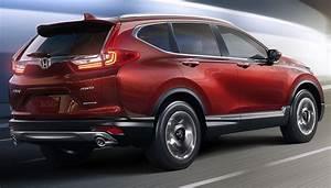 Visual Comparison  Has The New Honda Cr