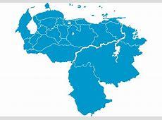 Venezuela Map Vector Free Vector Art at Vecteezy!