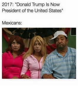 Donald Trump President 2017 Is Meme