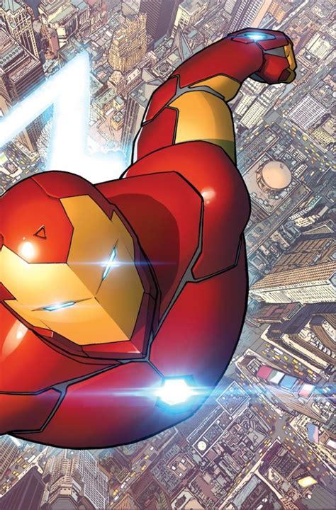 iron man fan art invincible iron man vol  cover