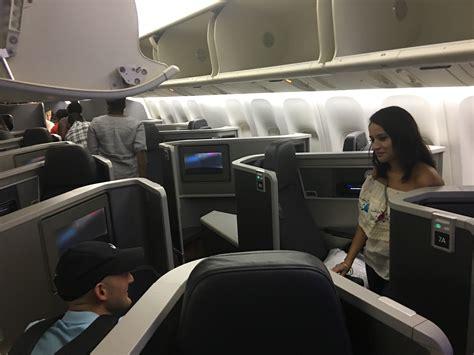 plan de cabine united airlines boeing