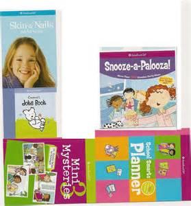 AG Doll Craft Book Printables