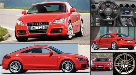 Gambar Mobil Audi Tt Coupe by Audi Tt Coupe S Line 2007 Pictures Information Specs