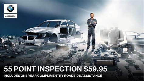 Bmw Of Service by Bmw Service Specials In Brton Policaro Bmw