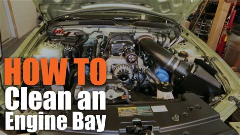 Clean+protect Gunk Engine Cleaner  How To Degrease