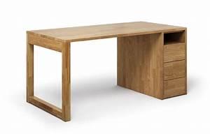 Schreibtisch Massivholz Eiche : palermo aus eiche rustikal schreibtisch nach ma ~ Whattoseeinmadrid.com Haus und Dekorationen