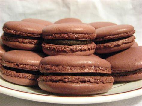 hervé cuisine macaron macaron chocolat