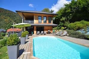 Belle Maison Moderne : tr s belle maison moderne avec piscine chauff e et vue montagnessweet property agence ~ Melissatoandfro.com Idées de Décoration