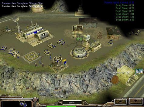 command conquer zero generals hour gla mission center strategywiki satellite hack game