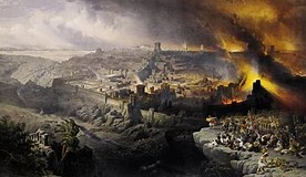 Image result for fall of jerusalem in ad 70