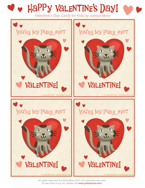 valentines day card kids julissa mora free 39 s day cards for kids