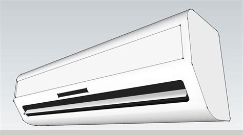Sketchup Components 3D Warehouse   Air Conditioning