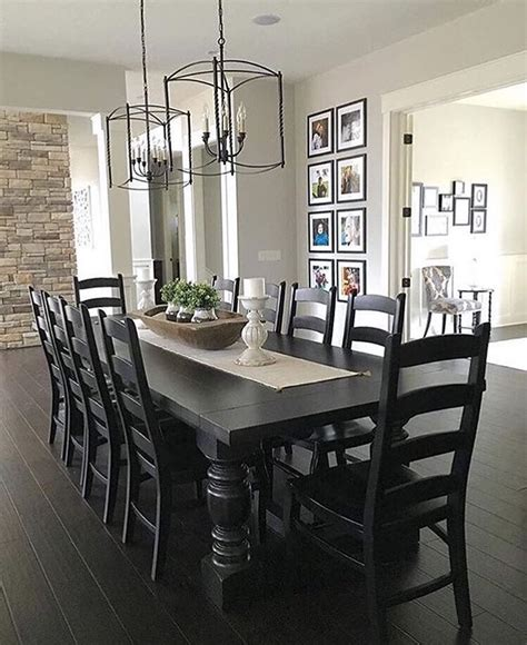 modern farmhouse chandelier  dining rooms zion star