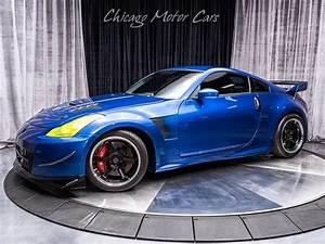 2006 Nissan 350z 2dr Coupe Track Manual Coupe For Sale