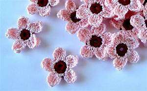 Cherry Blossoms Crochet Pattern