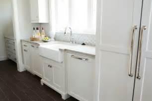 kitchen faucet sets arabesque tile backsplash transitional kitchen