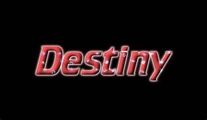 Destiny Power Logos Text Flaming Tool Animated