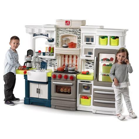 Kiddie Kitchen Play Set by High End Kitchen Playsets Kitchen Playset