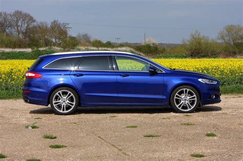 Ford Mondeo Estate (2014