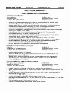 federal government resume example http www With federal resume template
