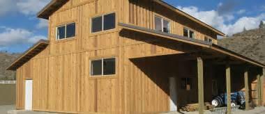 pole barn builders hansen pole buildings affordable pole barn building kits