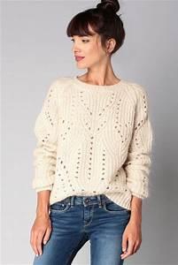 Pull Laine Homme Grosse Maille : pull maille modele tricot gilet homme gratuit rlobato ~ Melissatoandfro.com Idées de Décoration