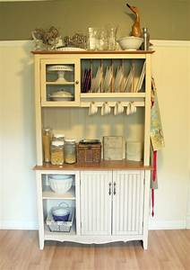 Küchenschrank Vintage : k chenschrank in wei 35 praktische vintage designs ~ Pilothousefishingboats.com Haus und Dekorationen